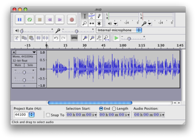 5 Reasons I Use Audacity For Straight Reads